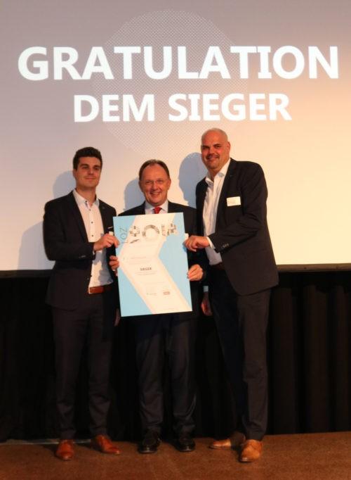 REXEL LOZ Award 2018 e1545061055972 - LOZ-Award 2018: Bestes Logistikzentrum Österreichs ausgezeichnet