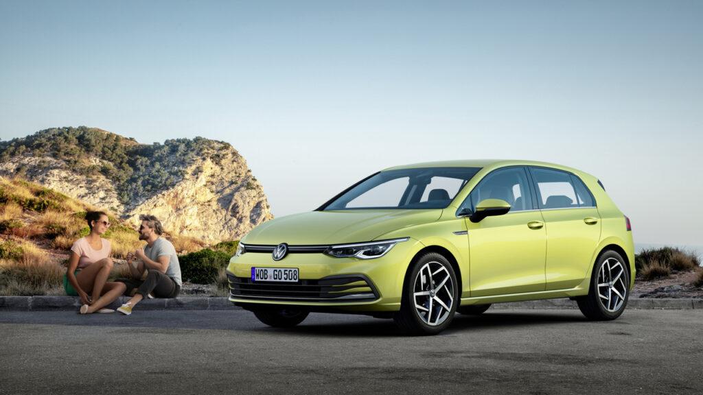 Weltpremiere des neuen Golf  21  1024x576 - WELTPREMIERE - VW Golf 8