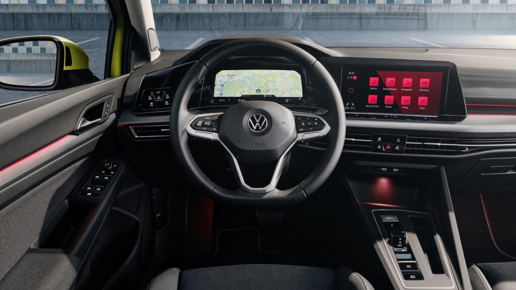 Weltpremiere des neuen Golf  24  1024x576 - WELTPREMIERE - VW Golf 8