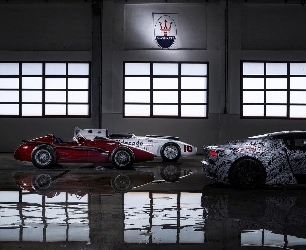 Maserati Proto MC20 250F Eldorado