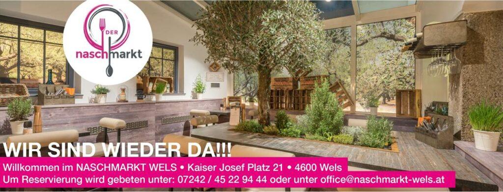 naschmarkt 1024x391 - Gewinnspiel: Auszeit im 4 Sterne Hotel Ploberger