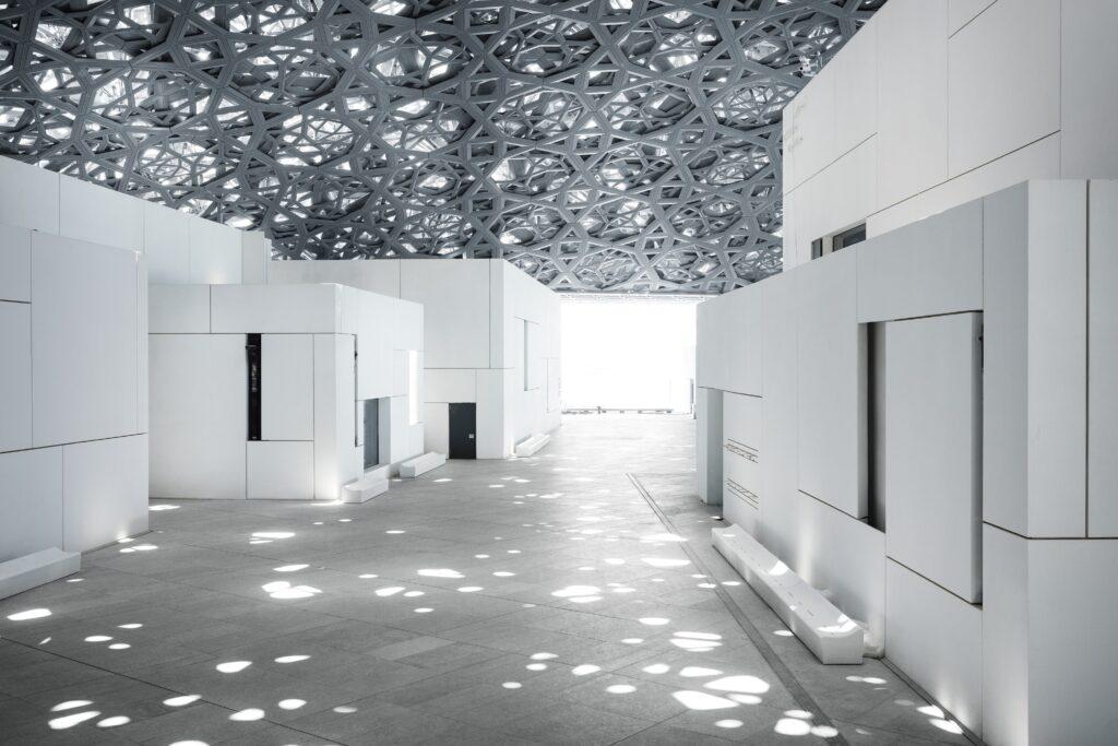 © Department of Culteing Things 1 1024x683 - Louvre Abu Dhabi: Science-Fiction-Audio- und Videoerlebnis WIR SIND NICHT ALLEIN