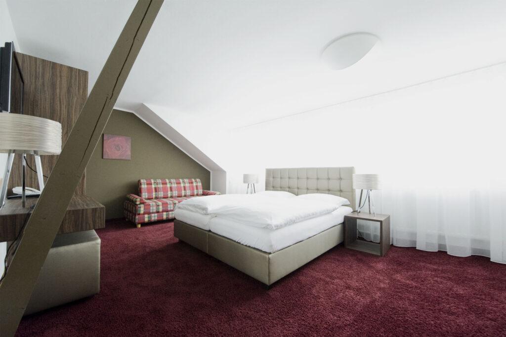 Brunnwald Hotel Zimmer 001 2400x1600 1024x683 - Hotel BRUNNWALD in Bad Leonfelden