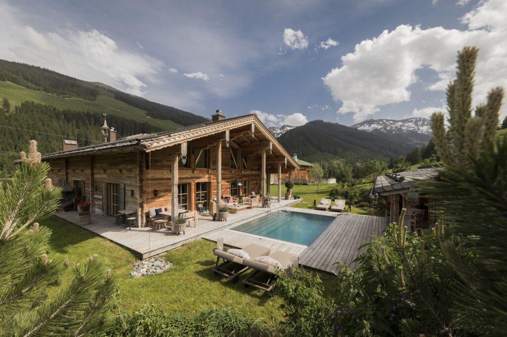 Schmiedalm cwww.unterschwarzach.at  1024x682 - Außergewöhnliche Übernachtungsmöglichkeiten für den Sommer in Europa