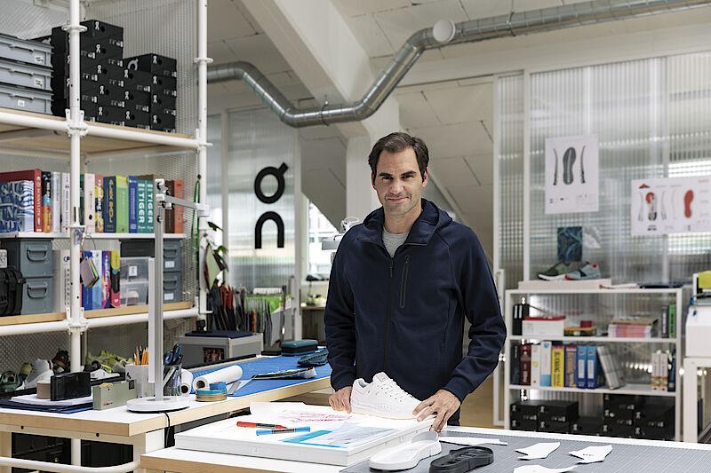 csm  D6A7579 e407d72c61 - THE ROGER – Roger Federer und On lancieren einen vom Tennis inspirierten Hightech-Sneaker