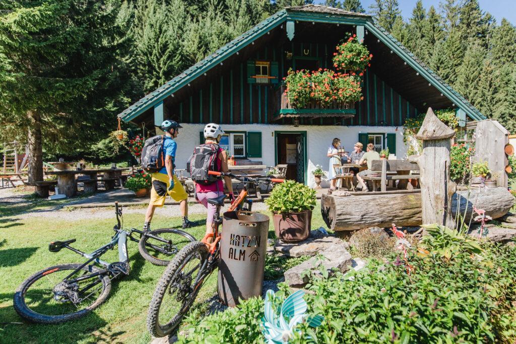Transalp Salzkammergut  4 of 4 1024x683 - Sommerfrische auf dem E-Bike