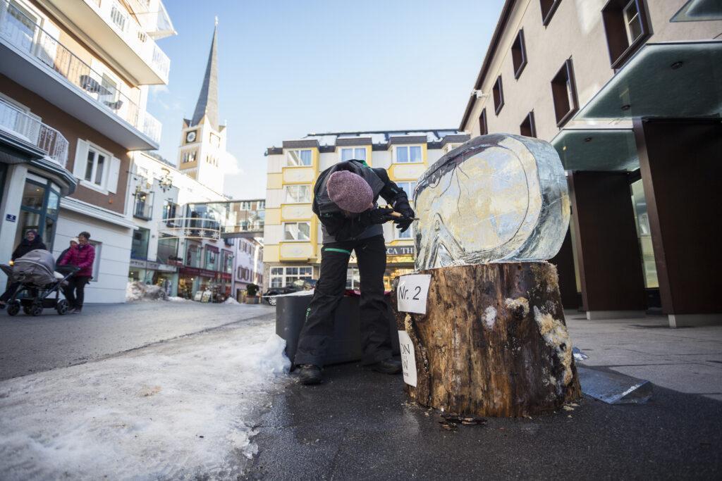 Art on Snow 5 1024x683 - Frostige Kunstwerke aus ganz Europa